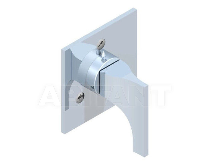 Купить Переключатель THG Bathroom G04.49/3VM Pure