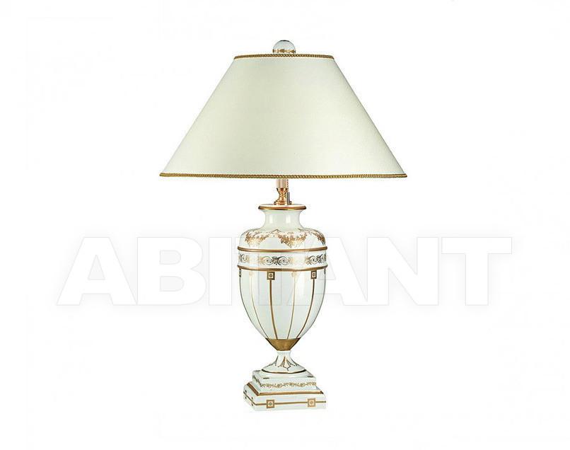 Купить Лампа настольная Giulia Mangani Firenze Lilium 21663P/G