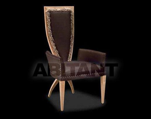 Купить Стул с подлокотниками TUBO Isacco Agostoni Contemporary 1279P CHAIR WITH ARMS