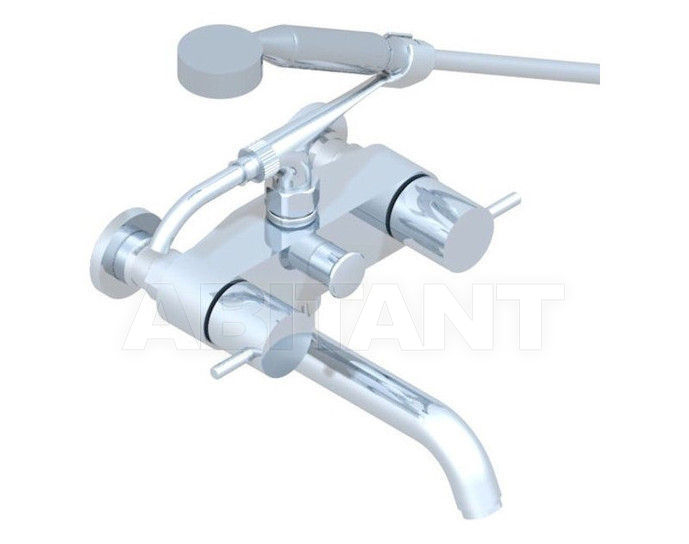 Купить Смеситель для ванны THG Bathroom G78.13B Tendance