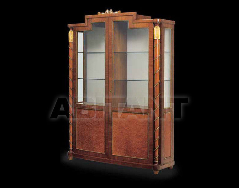 Купить Витрина FRANGIA Isacco Agostoni Contemporary 1020 2-DOORS GLASS CABINET