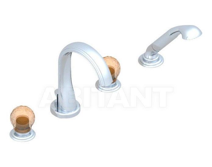 Купить Смеситель для ванны THG Bathroom U5A.112B Flore