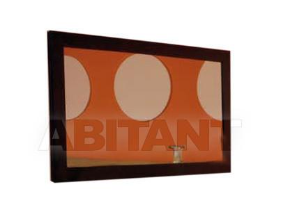 Купить Зеркало настенное Gianluca Donati Golden Leaf Art. CR036S