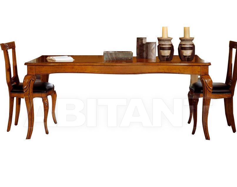 Купить Стол обеденный Gianluca Donati Golden Leaf 8169T