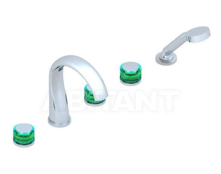 Купить Смеситель для ванны THG Bathroom U5B.1132SG Island