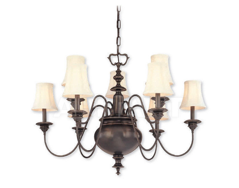 Купить Люстра Hudson Valley Lighting Standard 8719-OB
