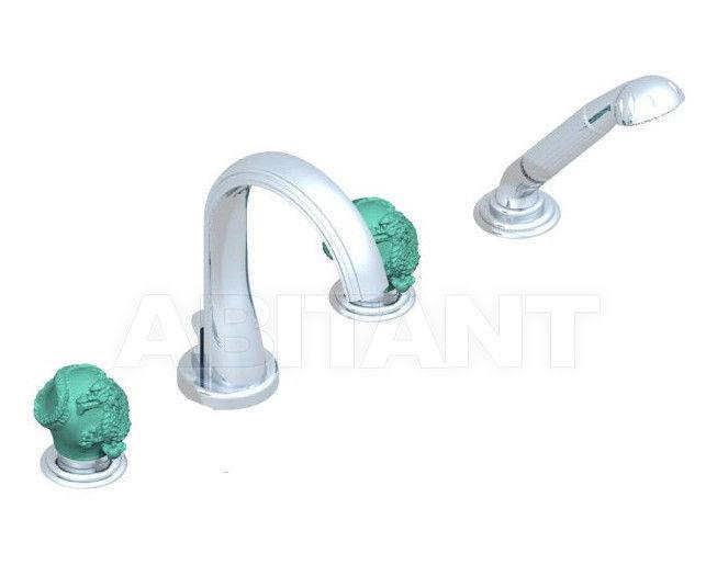 Купить Смеситель для ванны THG Bathroom U5H.112B Jade Dragon