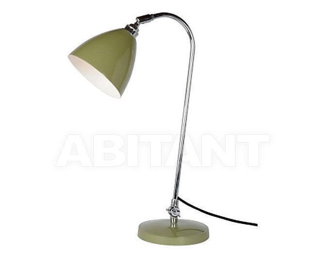 Купить Лампа настольная Original BTC Metals Collection FT427 G