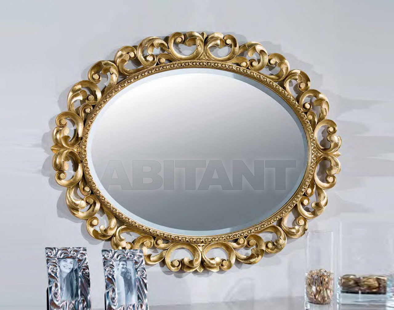 Купить Зеркало настенное Metamorfosi Specchiere 0689