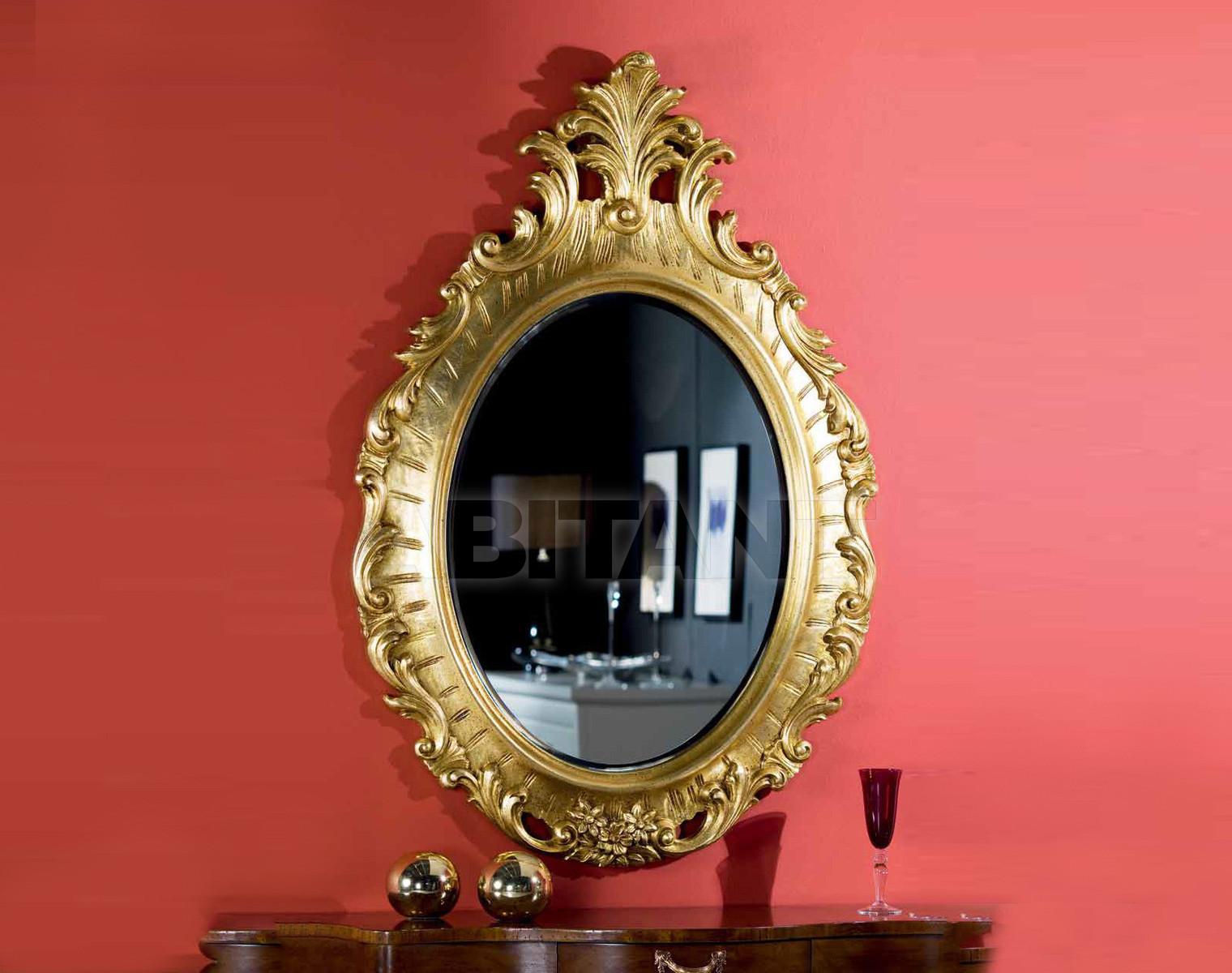 Купить Зеркало настенное Metamorfosi Specchiere 814/O