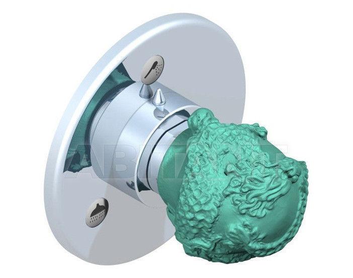 Купить Переключатель THG Bathroom U5H.49/3VM Jade Dragon