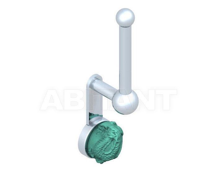 Купить Держатель для туалетной бумаги THG Bathroom U5H.542 Jade Dragon