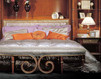 Кровать ESEDRA Isacco Agostoni Contemporary 1103 BEHIND-THE-BED UNIT Классический / Исторический / Английский