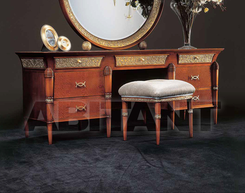 Купить Столик туалетный ESEDRA Isacco Agostoni Contemporary 1103 DRESSING TABLE
