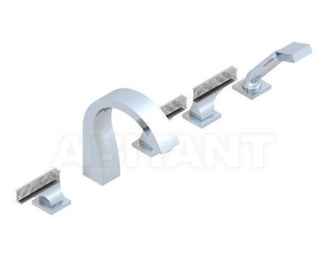 Купить Смеситель для ванны THG Bathroom U5F.1132 Vegetal