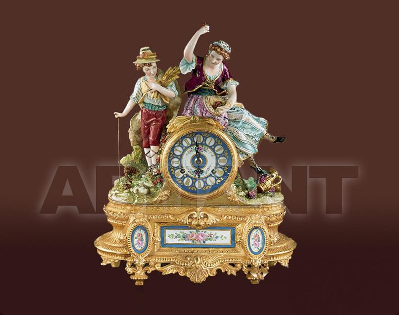 Купить Часы настольные F.B.A.I. Candeliere 2196