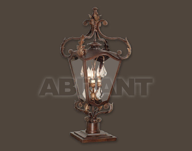 Купить Фонарь Corbett Lighting St. Tropez 75-82 +PBM-68-AB