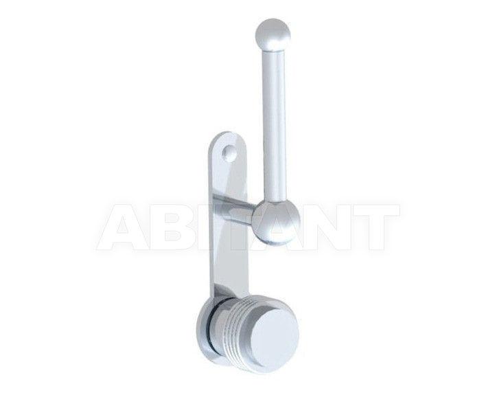 Купить Держатель для туалетной бумаги THG Bathroom U4B.542 Diplomate grooved rings