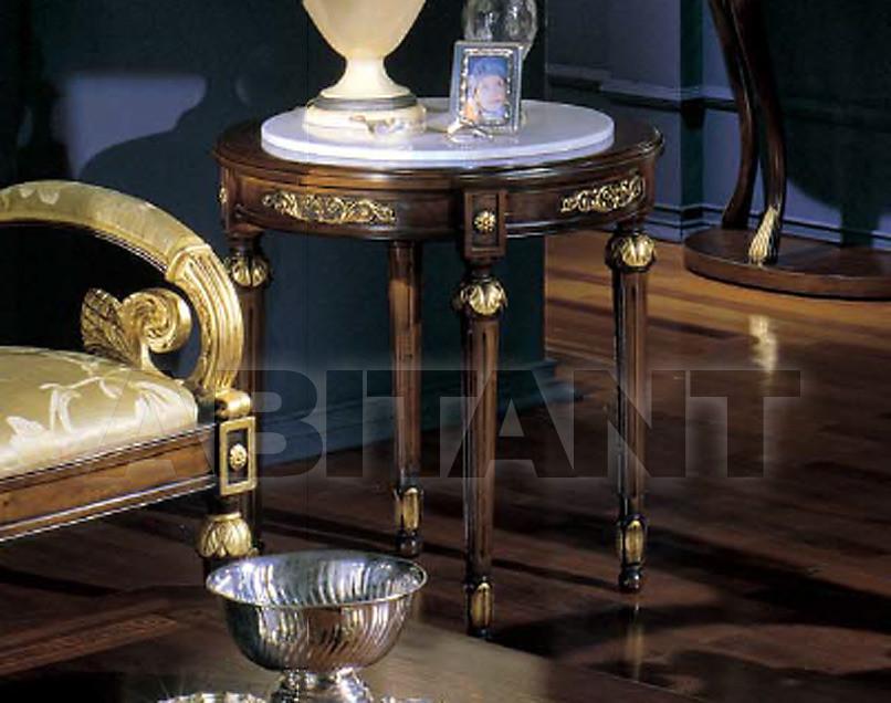 Купить Столик приставной Sanvito Angelo Bianco 2715 TAVOLINO 2