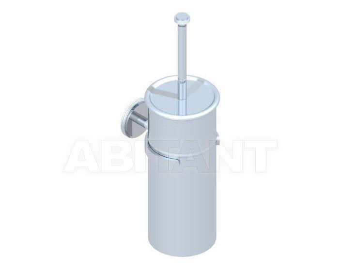 Купить Щетка для туалета THG Bathroom U4B.4720C Diplomate grooved rings