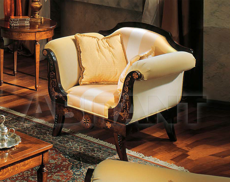 Купить Кресло Sanvito Angelo Bianco 2840