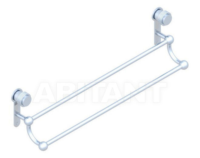 Купить Держатель для полотенец THG Bathroom U4B.516 Diplomate grooved rings