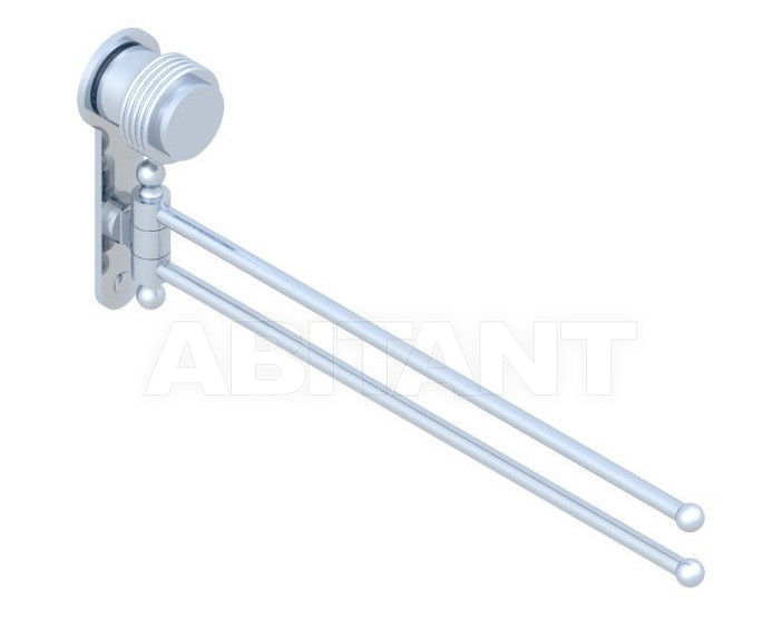 Купить Держатель для полотенец THG Bathroom U4B.522 Diplomate grooved rings