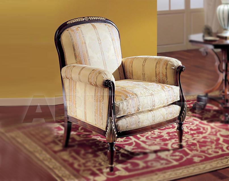 Купить Кресло Sanvito Angelo Bianco 2955 POLTRONA