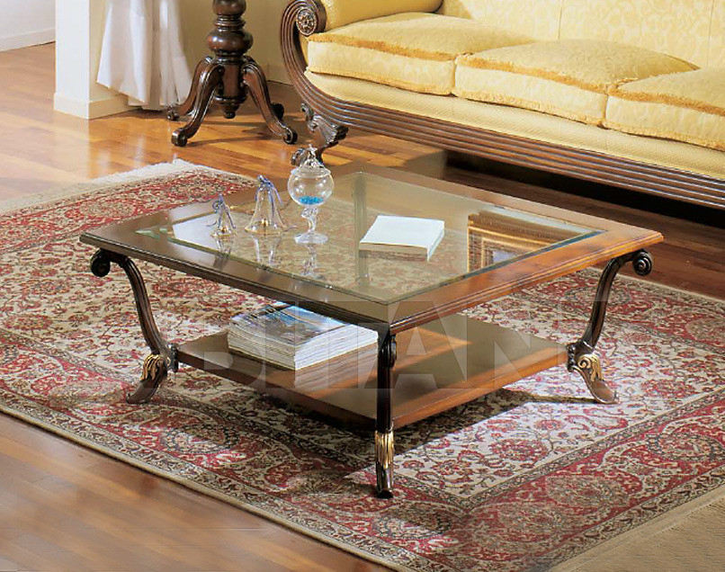 Купить Столик журнальный Sanvito Angelo Bianco 2990 TAVOLINO quadro