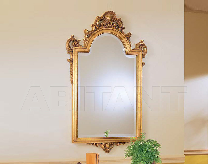 Купить Зеркало настенное Sanvito Angelo Bianco 3025 SPECCHIERA