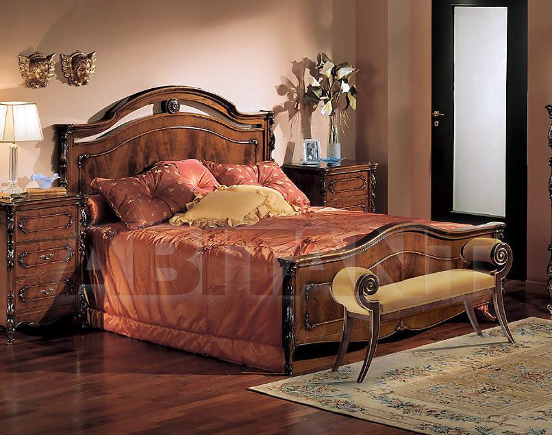 Купить Кровать Sanvito Angelo Bianco 3135 LETTO