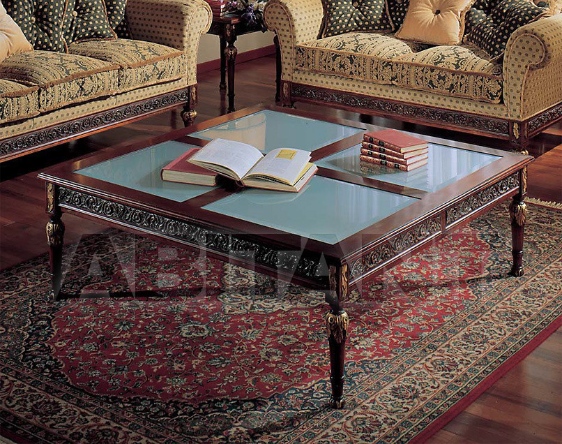 Купить Столик кофейный Sanvito Angelo Bianco 3150 TAVOLINO quadro