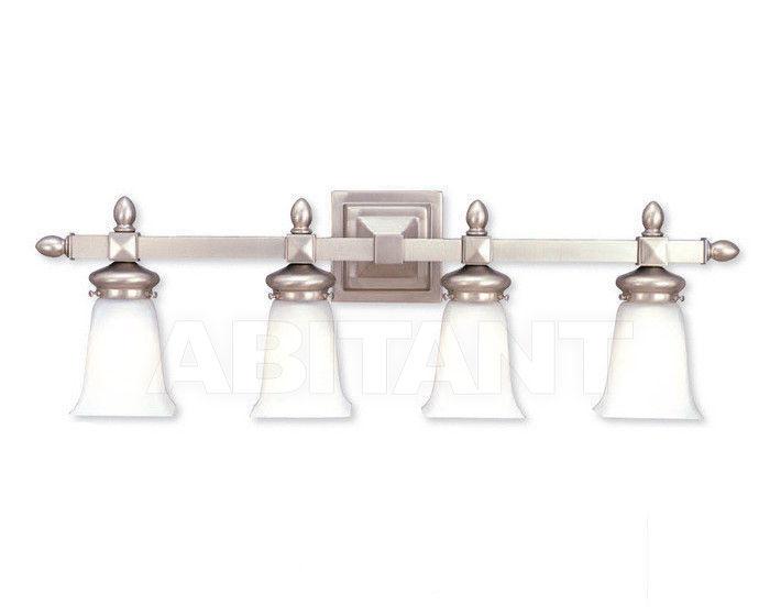 Купить Светильник настенный Hudson Valley Lighting Standard 2824-SN