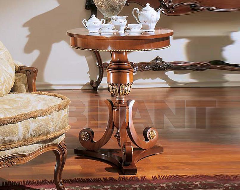 Купить Столик приставной Sanvito Angelo Bianco 3210 TAVOLINO rotondo