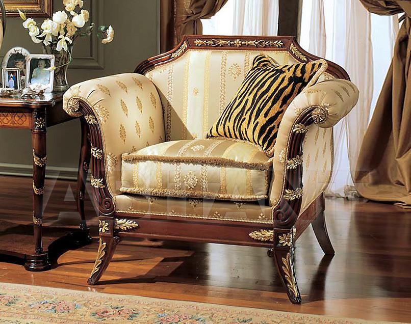 Купить Кресло Sanvito Angelo Bianco 3215 POLTRONA