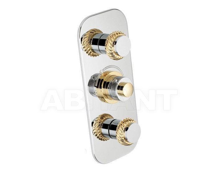 Купить Смеситель термостатический THG Bathroom U4C.5400B Diplomate roped rings