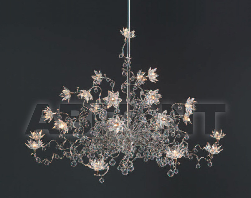 Купить Люстра Harco Loor Design B.V. 2010 JEWEL DIAMOND CHANDELIER hl 24