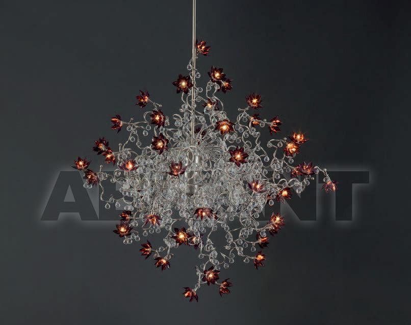 Купить Люстра Harco Loor Design B.V. 2010 JEWEL DIAMOND DOUBLE hl 48