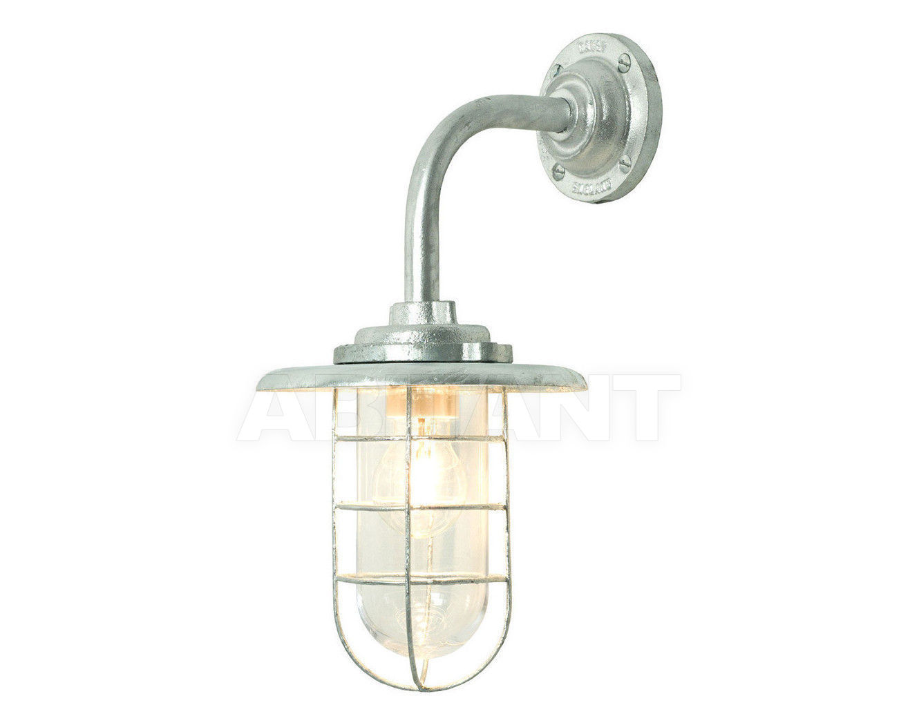 Купить Фонарь Davey Lighting Wall Mounted Lights 677/GA/060C/A  + 7677/GA/GD/060