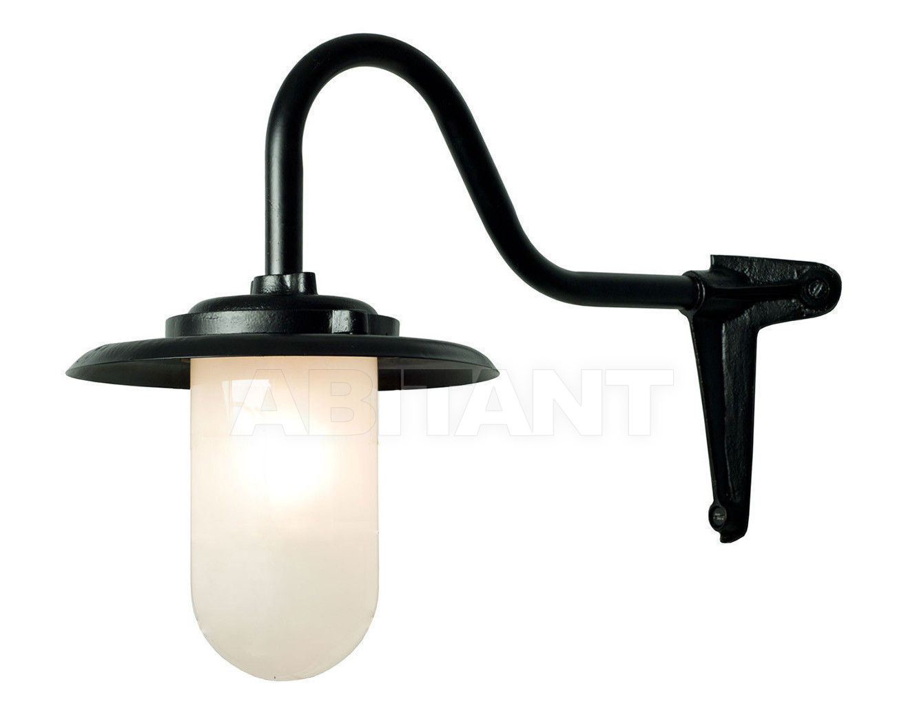 Купить Фонарь Davey Lighting Wall Mounted Lights 7677/BL/100F/SC