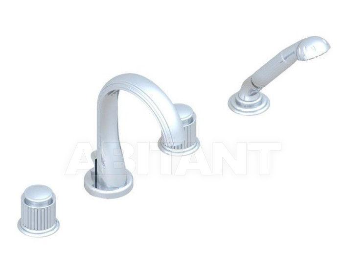 Купить Смеситель для ванны THG Bathroom A9F.112B Jaipur métal