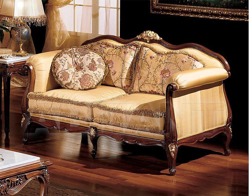 Купить Диван Sanvito Angelo Italian Classic Style 3315 DIVANO L.XV 2 posti