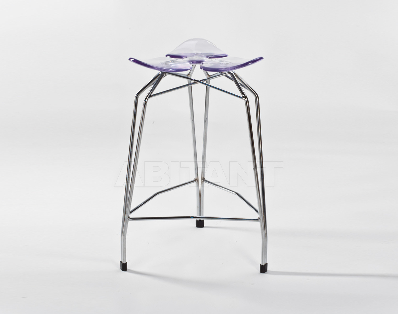 Купить Барный стул Kubikoff Stolt Design Diamond'Barstool' low