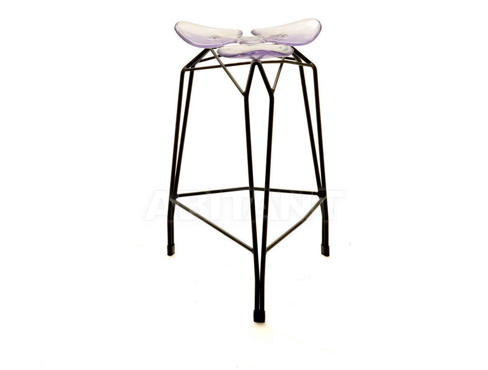Купить Барный стул Kubikoff Stolt Design Diamond'Barstool' low 02