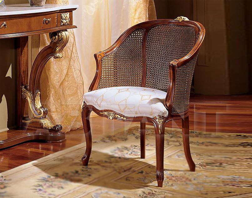 Купить Стул с подлокотниками Sanvito Angelo Italian Classic Style 3270 POLTRONCINA