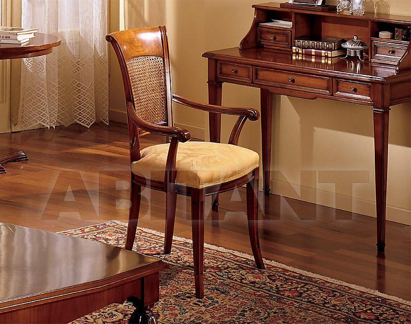 Купить Стул с подлокотниками Sanvito Angelo Italian Classic Style 2550 POLTRONCINA