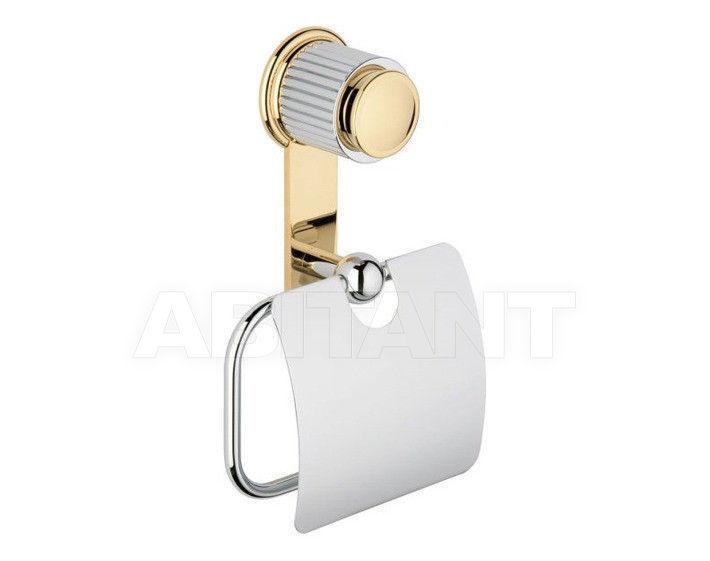 Купить Держатель для туалетной бумаги THG Bathroom A9F.538AC Jaipur métal