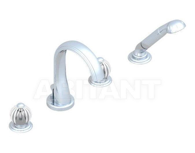 Купить Смеситель для ванны THG Bathroom U1D.112B Mandarine clear crystal