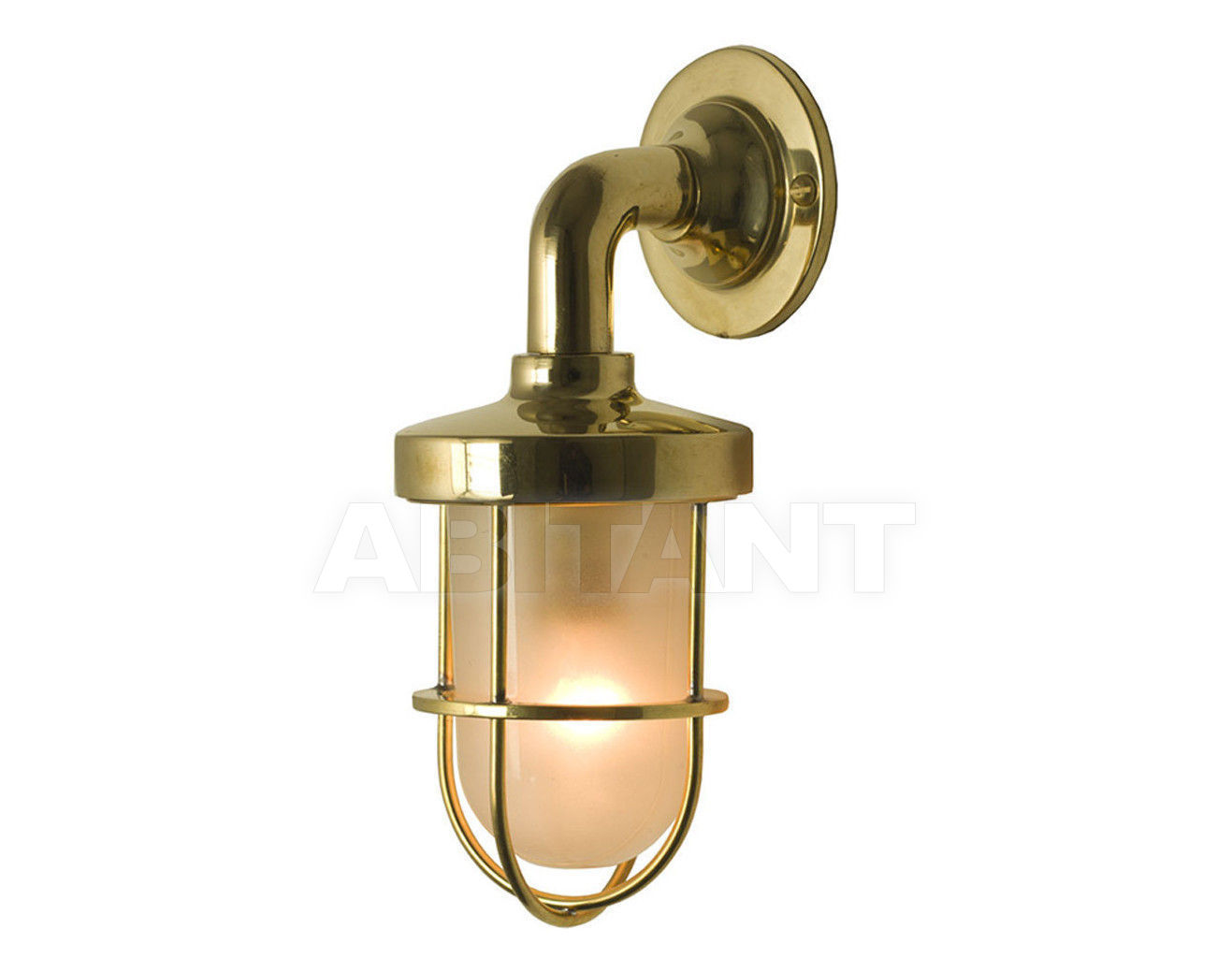 Купить Фонарь Davey Lighting Wall Mounted Lights 7207/BR/M/FR