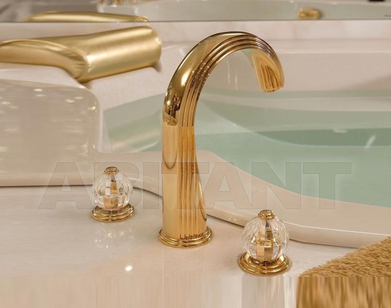 Купить Смеситель для раковины THG Bathroom U1D.25SG Mandarine clear crystal